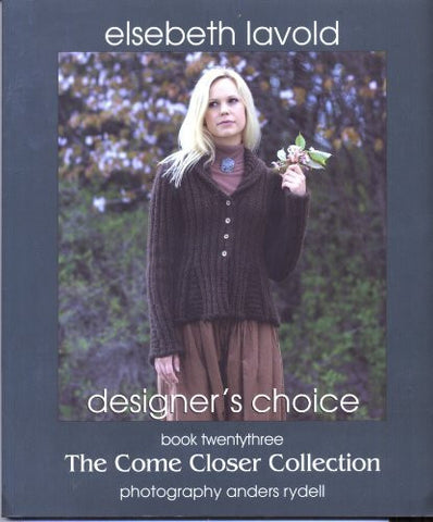 Elsebeth Lavold Designer's Choice Book Twentythree: The Come Closer Collection-Book-Palm Beach Bookery