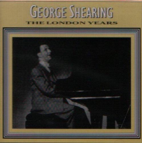 George Shearing - The London Years-CDs-Palm Beach Bookery