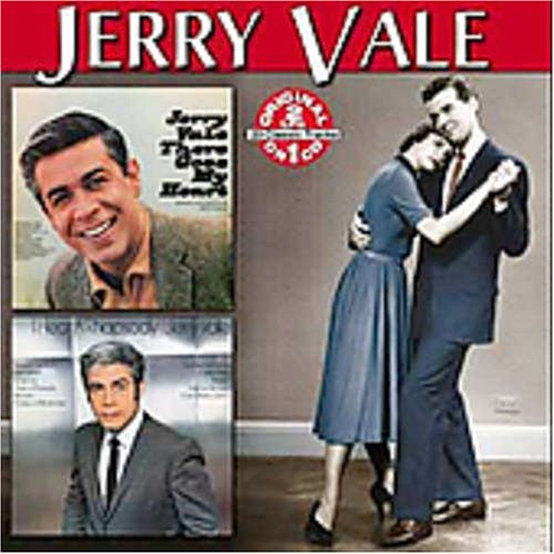 Jerry Vale - There Goes My Heart/I Hear a Rhapsody-CDs-Palm Beach Bookery