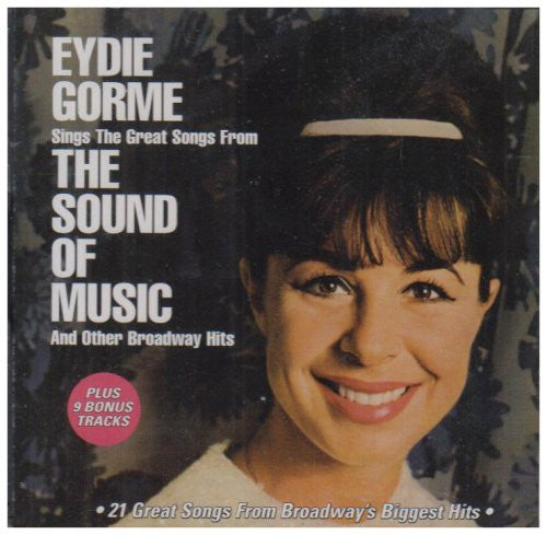 Eydie Gorme - Sings the Great Songs From The Sound of Music and Other Broadway Hits-CDs-Palm Beach Bookery