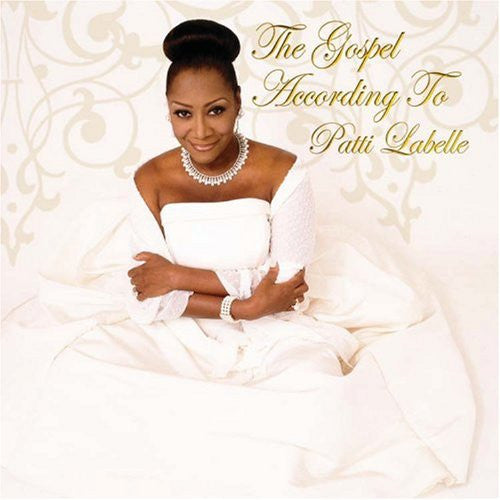 Patti LaBelle - The Gospel According To Patti LaBelle-CDs-Palm Beach Bookery