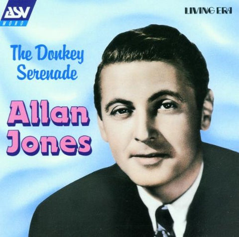 Allen Jones - Donkey Serenade-CDs-Palm Beach Bookery