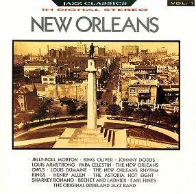 Various Artists - Jazz Classics Vol.1:New Orleans-CDs-Palm Beach Bookery