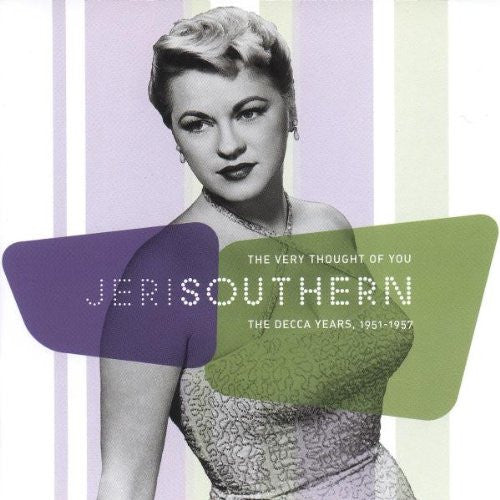 Jeri Southern - The Very Thought of You: The Decca Years 1951-1957-CDs-Palm Beach Bookery