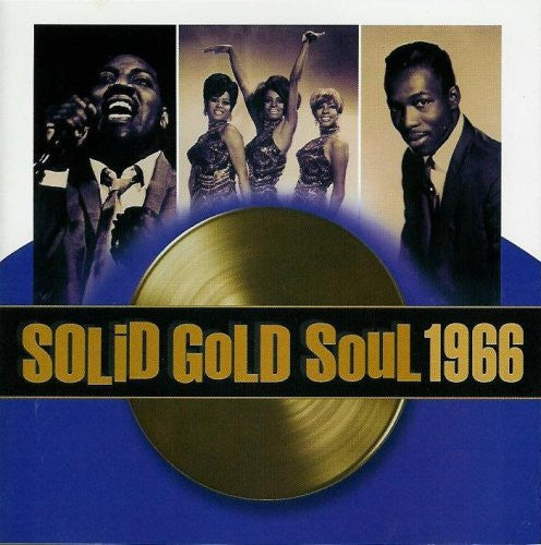 Various Artists - Solid Gold Soul 1966-CDs-Palm Beach Bookery