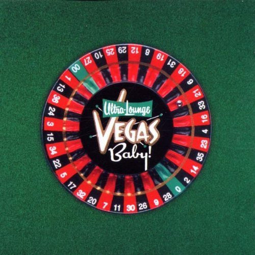 Various Artists - Ultra Lounge: Vegas Baby! by Ultra Lounge (2002)-CDs-Palm Beach Bookery