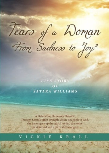Tears of a Woman: Life Story Of Satara Williams-Book-Palm Beach Bookery