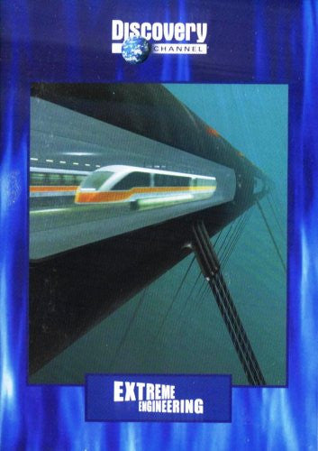 Extreme Engineering - Transatlantic Tunnel, Tokyo's Shimizu Pyramid City-DVD-Palm Beach Bookery