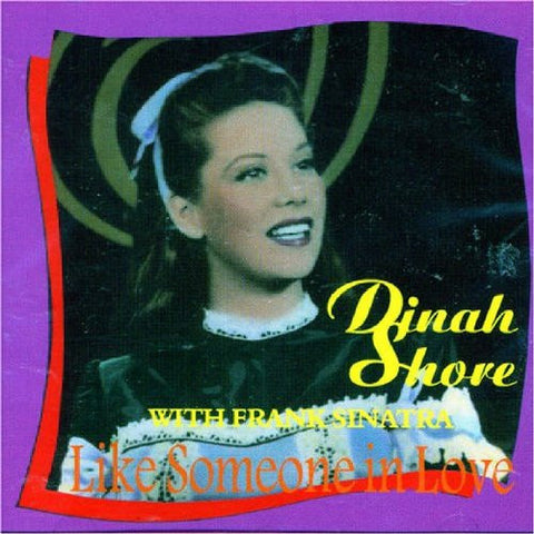 Dinah Shore - Like Someone In Love-CDs-Palm Beach Bookery