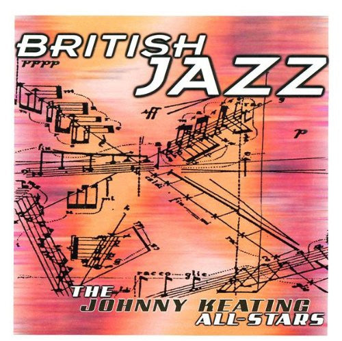 Johnny Keating All Stars - British Jazz-CDs-Palm Beach Bookery