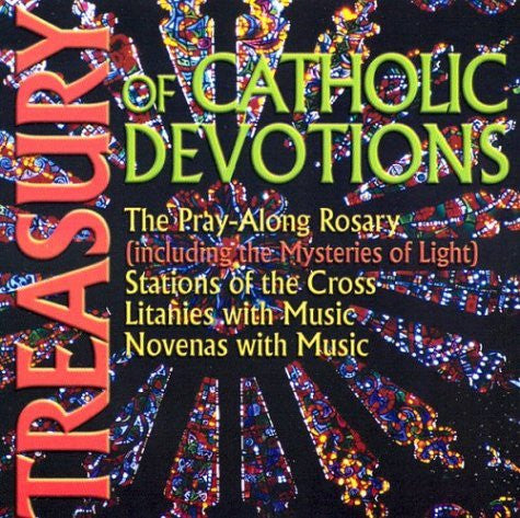 Sheldon Cohen (Producer) - Treasury of Catholic Devotions-CDs-Palm Beach Bookery