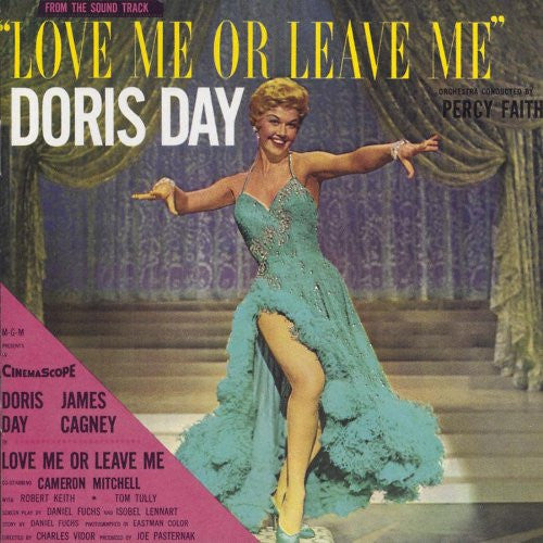 Love Me Or Leave Me: From The Sound Track (1955 Film)-Music-Palm Beach Bookery