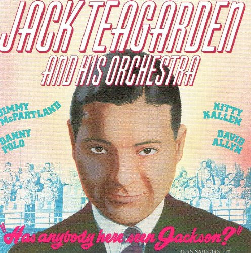 Jack Teagarden - Has Anybody Here Seen Jackson-CDs-Palm Beach Bookery