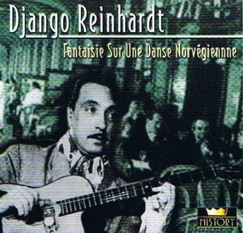 Django Rhinhardt - FANTAISIE SUR UNE DANCE NORVEGIENNNE - Palm Beach Bookery