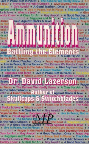 Ammunition: Battling the Elements - By David Lazerson-Books-Palm Beach Bookery
