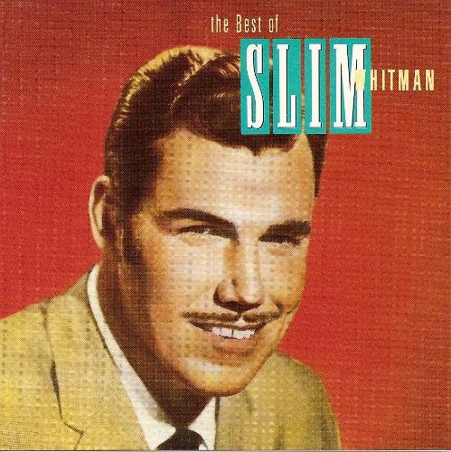 Slim Whitman - Best of Slim Whitman-CDs-Palm Beach Bookery