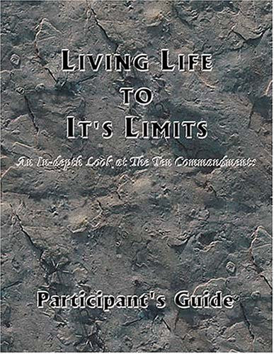 Living Life to It's Limits: The Ten Commandments-Book-Palm Beach Bookery