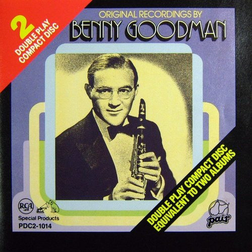 Benny Goodman - Original Recordings-CDs-Palm Beach Bookery