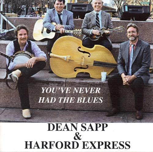 Dean Sapp & Harford Express - You've Never Had The Blues-CDs-Palm Beach Bookery