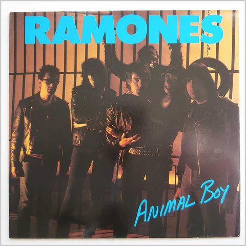 Animal Boy [Vinyl LP] - By: The Ramones-Music-Palm Beach Bookery