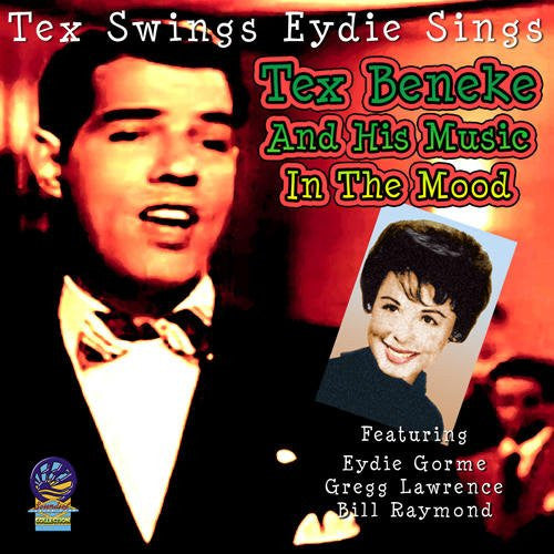Eydie Gorme - Tex Swings - Eydie Sings-CDs-Palm Beach Bookery