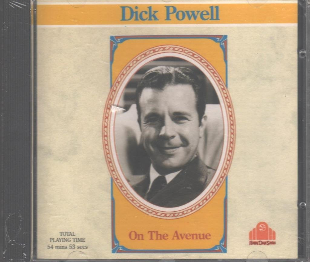 Dick Powell - On The Avenue-CDs-Palm Beach Bookery