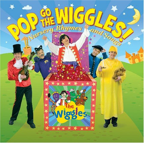 Wiggles - Pop Go the Wiggles-CDs-Palm Beach Bookery