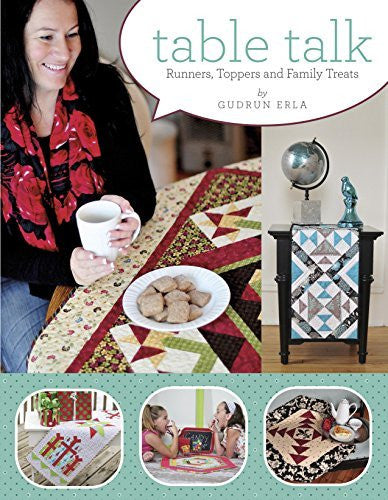 Table Talk: Runners, Toppers and Family Treats-Book-Palm Beach Bookery