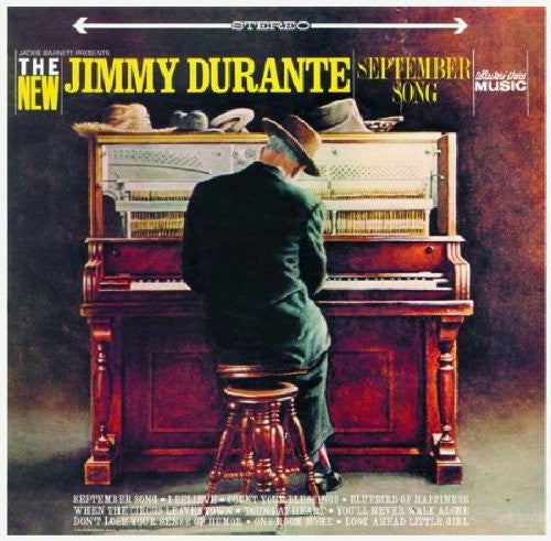 Jimmy Durante - September Song-CDs-Palm Beach Bookery