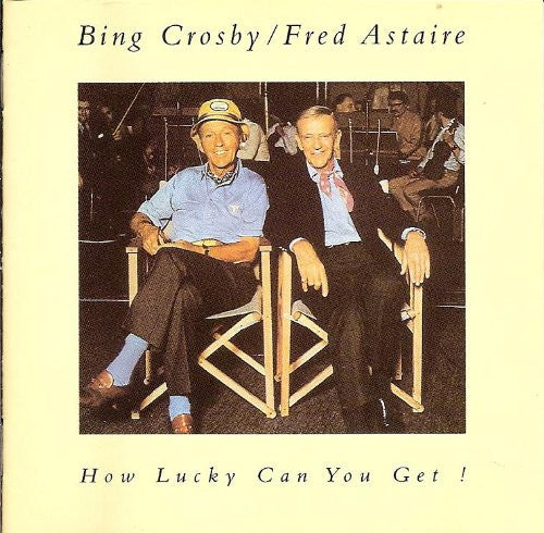 Bing Crosby & Fred Astaire - How Lucky Can You Get!-CDs-Palm Beach Bookery