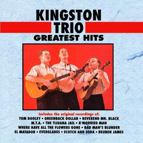 Kingston Trio - Greatest Hits-CDs-Palm Beach Bookery