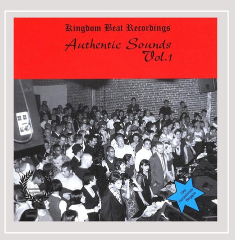 Various Artists - Authentic Sounds, Vol. I-CDs-Palm Beach Bookery