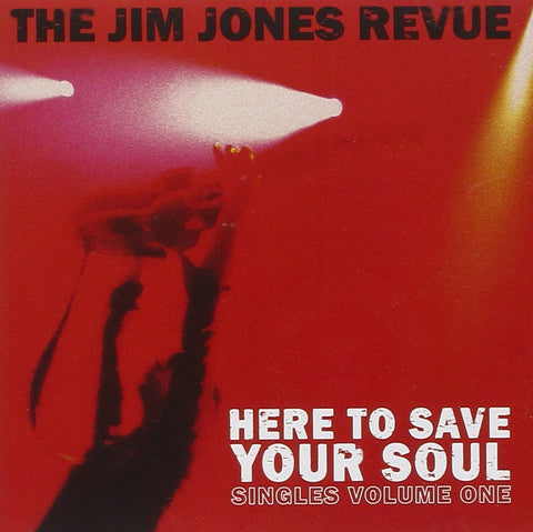 Jim Jones Review - Here To Save Your Soul-CDs-Palm Beach Bookery