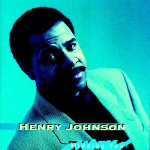 Henry Johnson - Missing You-CDs-Palm Beach Bookery