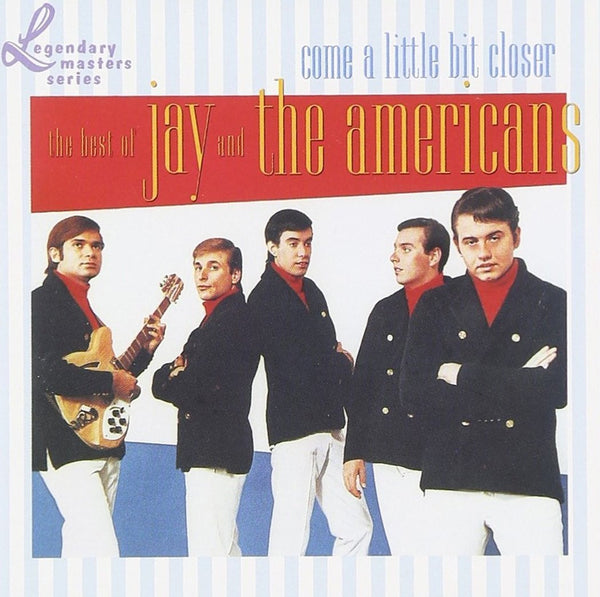 Jay and The Americans - Come a Little Bit Closer: The Best of Jay and The Americans-CDs-Palm Beach Bookery