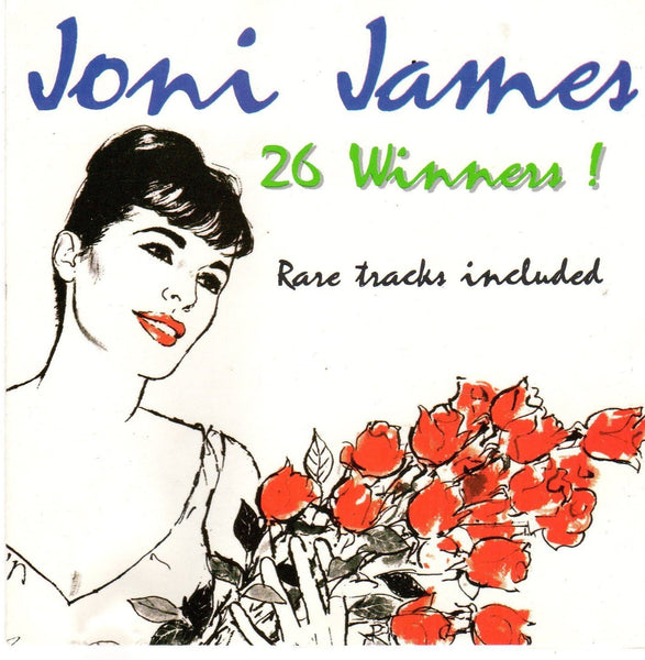 Joni James - Joni James: 26 Winners!-CDs-Palm Beach Bookery