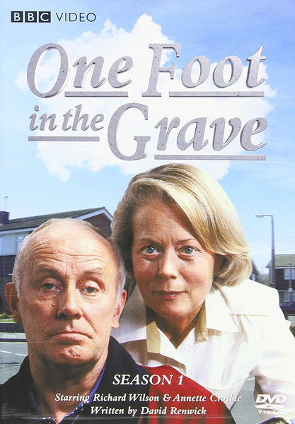 One Foot in the Grave - Season 1-DVD-Palm Beach Bookery
