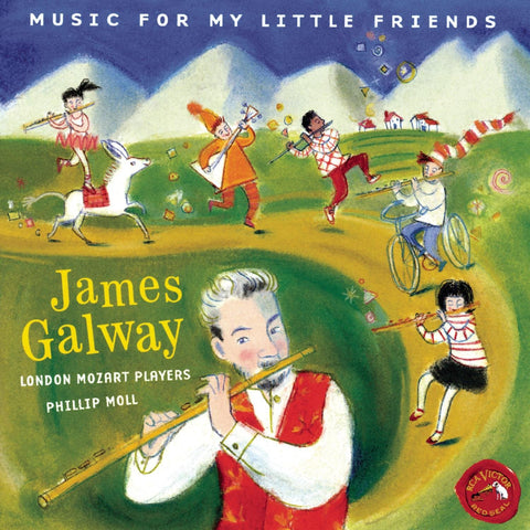 James Galway - Music for My Little Friends-CDs-Palm Beach Bookery
