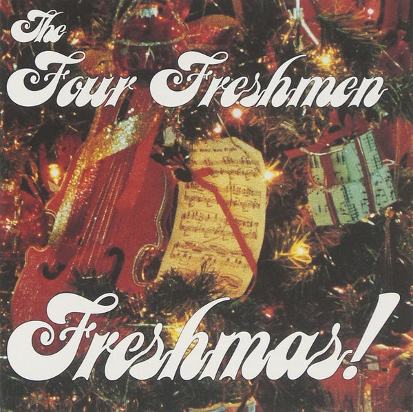 Four Freshmen - Freshmas!-CDs-Palm Beach Bookery