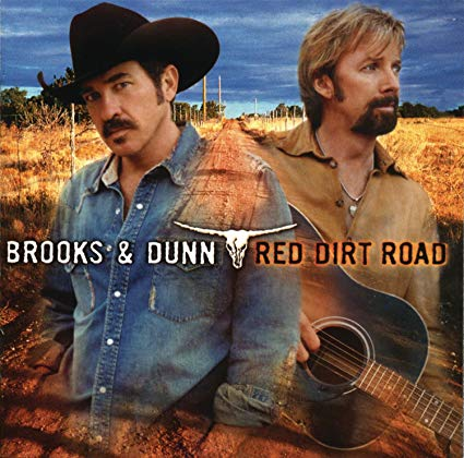 Brooks & Dunn - Red Dirt Road-CDs-Palm Beach Bookery