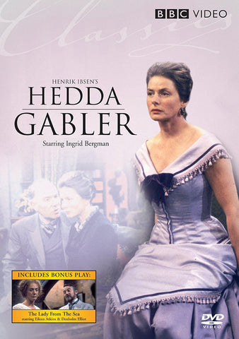 Hedda Gabler (1962)-DVD-Palm Beach Bookery