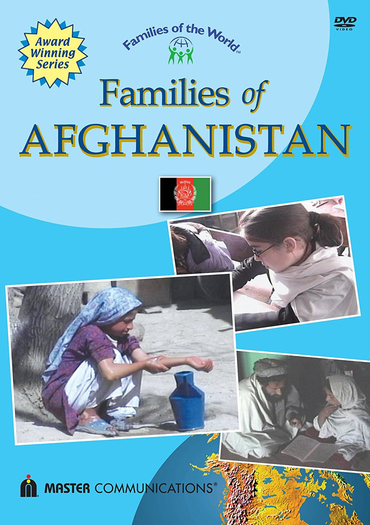 Families of Afghanistan [NON-US FORMAT, PAL]-DVD-Palm Beach Bookery