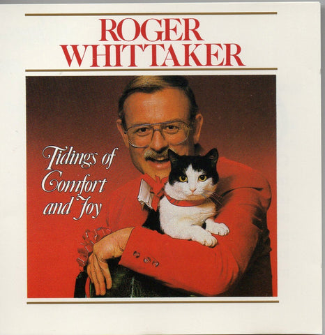 Roger Whittaker - Tidings and Joy-CDs-Palm Beach Bookery