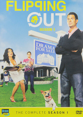 Flipping Out: Season 1-DVD-Palm Beach Bookery