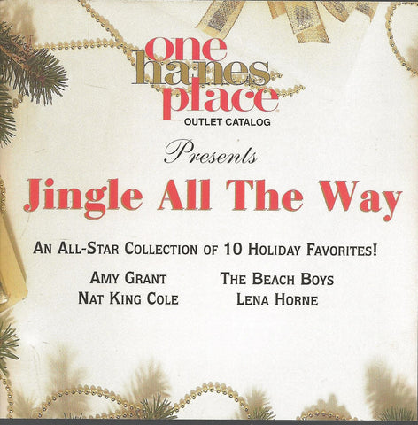 Various Artists - Jingle All the Way (One Hanes Place)-CDs-Palm Beach Bookery