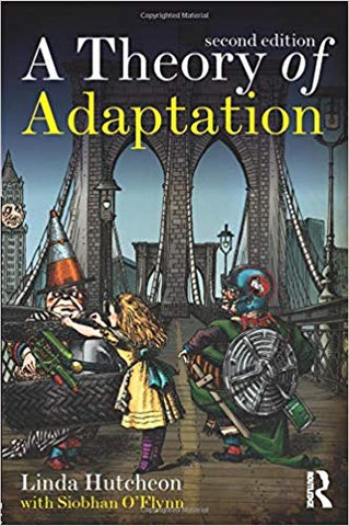 A Theory of Adaptation - Second Edition-Book-Palm Beach Bookery