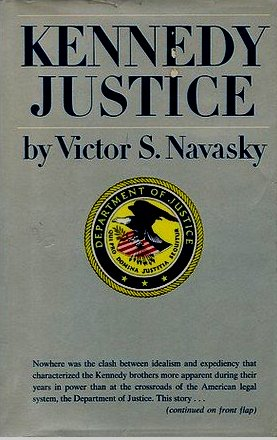 Kennedy Justice By: Victor S. Navasky-Book-Palm Beach Bookery