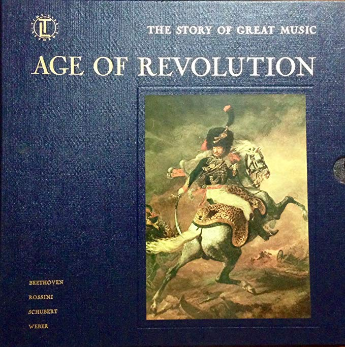 THE STORY OF GREAT MUSIC - THE AGE OF REVOLUTION-Music-Palm Beach Bookery