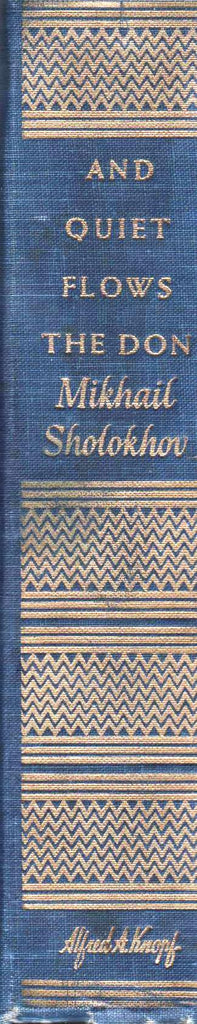 And Quiet Flows the Don - By Mikhail Aleksandrovich Sholokhov-Books-Palm Beach Bookery