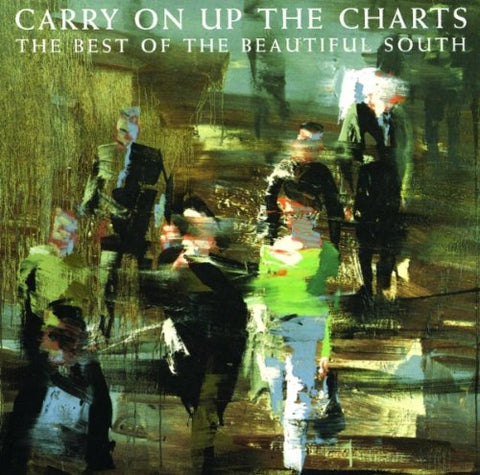 Beautiful South - Carry On Up The Charts-CDs-Palm Beach Bookery